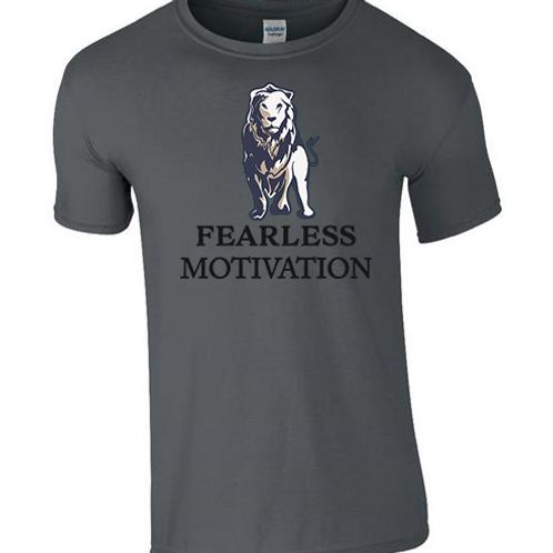 Mens Fearless Motivation Tee