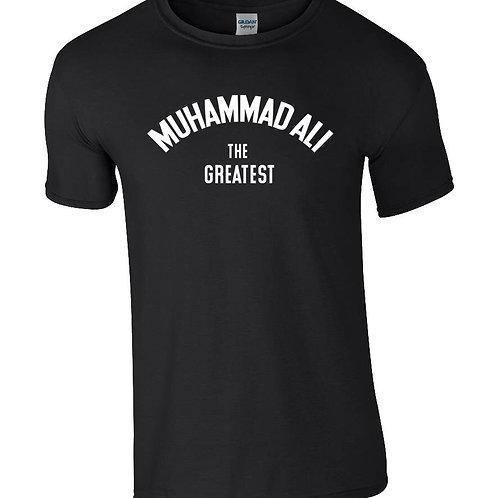 Mens Ali Greatest Tee