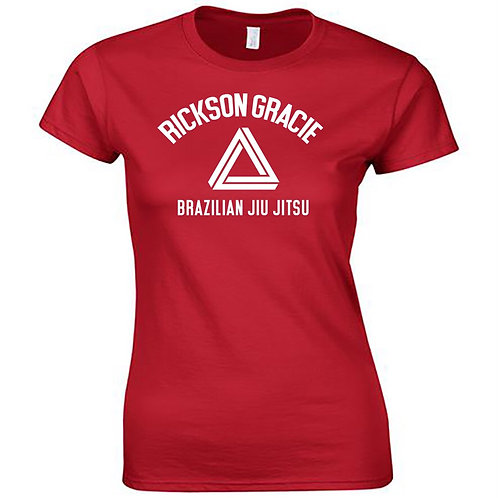 Womens Rickson Triangle Tee