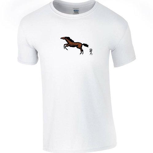 Mens Horse Tee