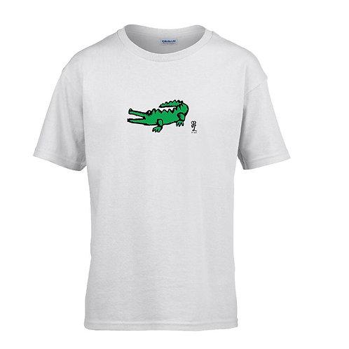 Kids Crocodile Tee