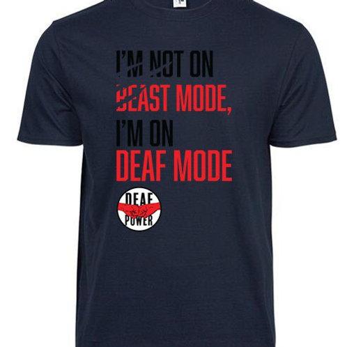 Deaf Power Beast Mode (Mens/Kids)