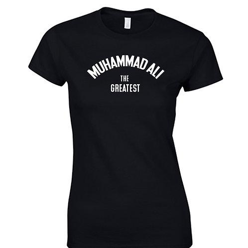 Womens Ali Greatest Tee