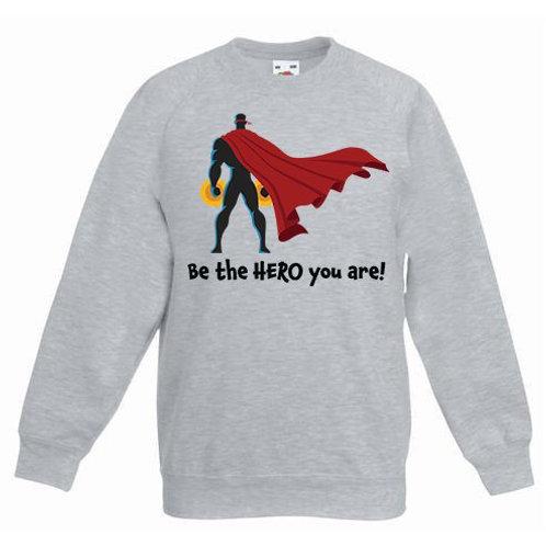 Kids Hero Sweatshirt