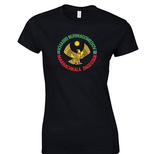 Womens Khabib Flag Tee
