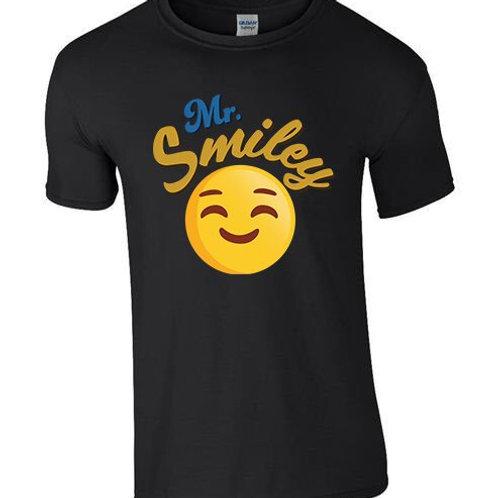 Mens Mr Smiley Tee