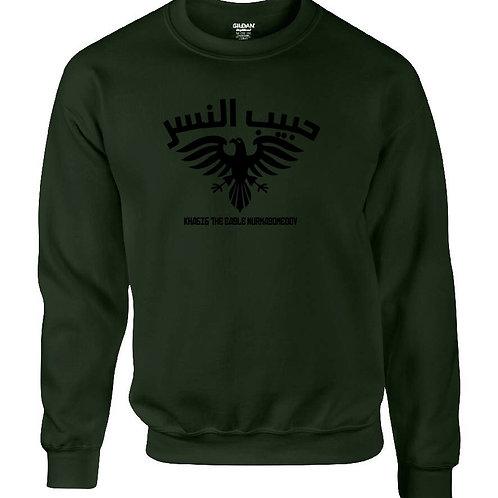 Mens Khabib Eagle Sweatshirt