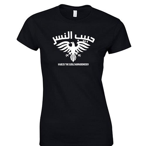 Womens Khabib Eagle Tee