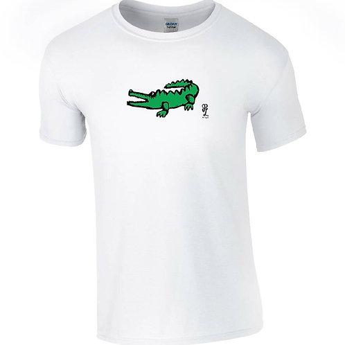 Mens Crocodile Tee
