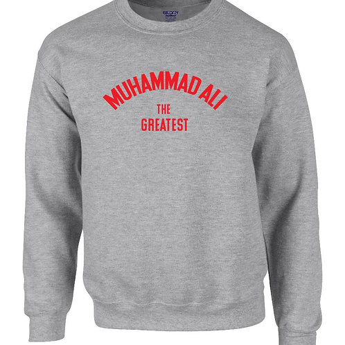 Mens Ali Greatest Sweatshirt