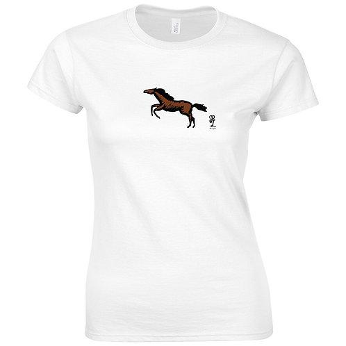Womens Horse Tee