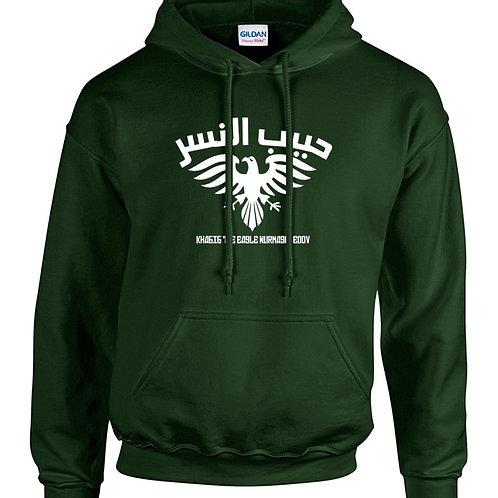 Mens Khabib Eagle Hoodie
