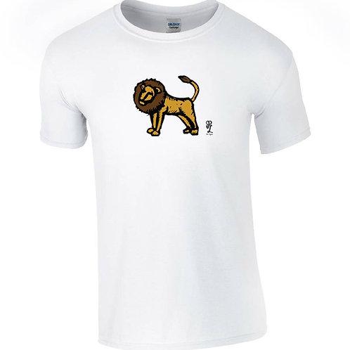 Mens Lion Tee