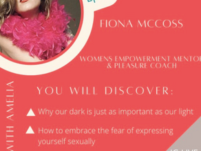 S1. E11 The dark feminine, self-expression and the inner slut with Fiona McCoss
