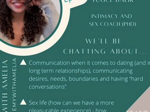 S1. E17 Communication, having hard conversations and improving your sex life with Tugce Balik