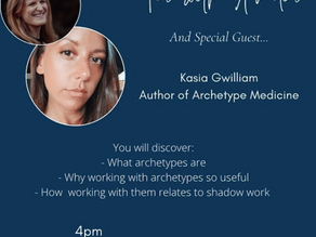 S1. E3 Archetypes with Author Kasia Gwilliam