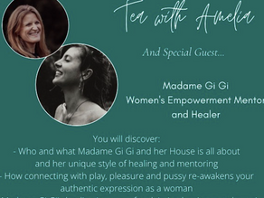 S1. E7 Healing through pleasure, play and reclaiming your 'too muhnesss' with Madame Gigi