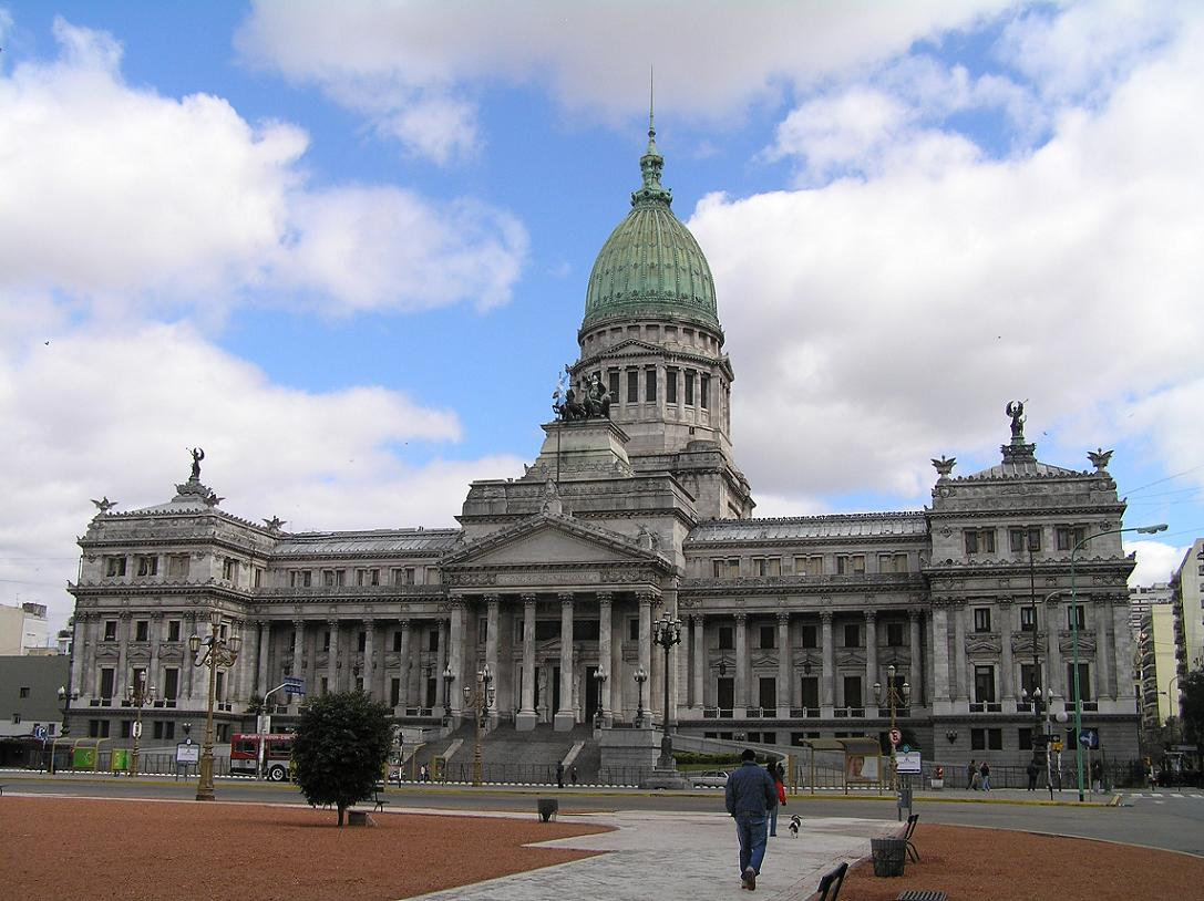 Historic Downtown Buenos Aires and Tango