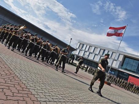 Corona-Krise: Verabschiedung der Miliz