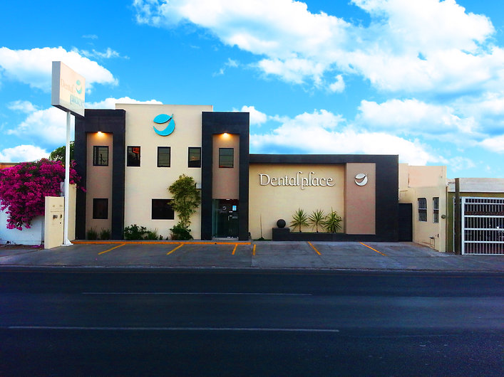 Fachada Dentista Hermosillo. Dental Place.
