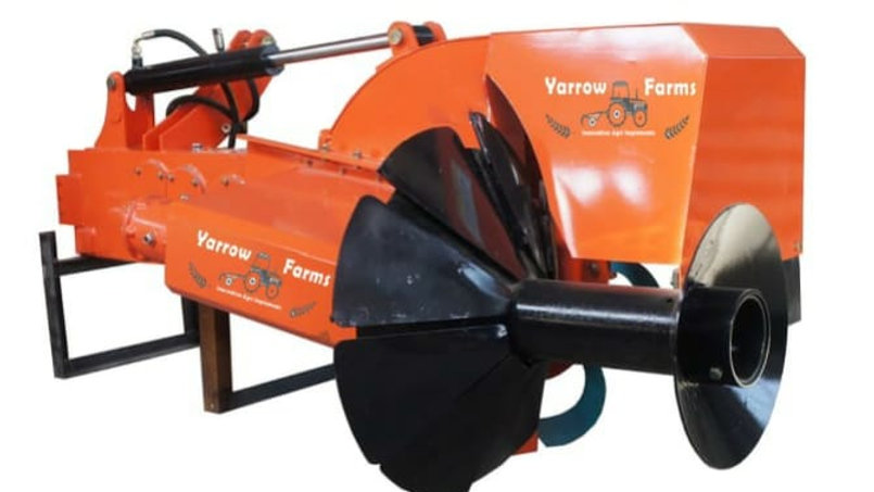 Kvr kvr machine yarrow
