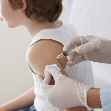 #Kinderimpfungen schon ab 12 Jahren?
