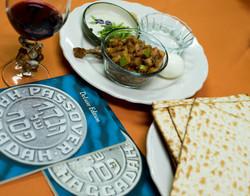 JCRC Seder meal