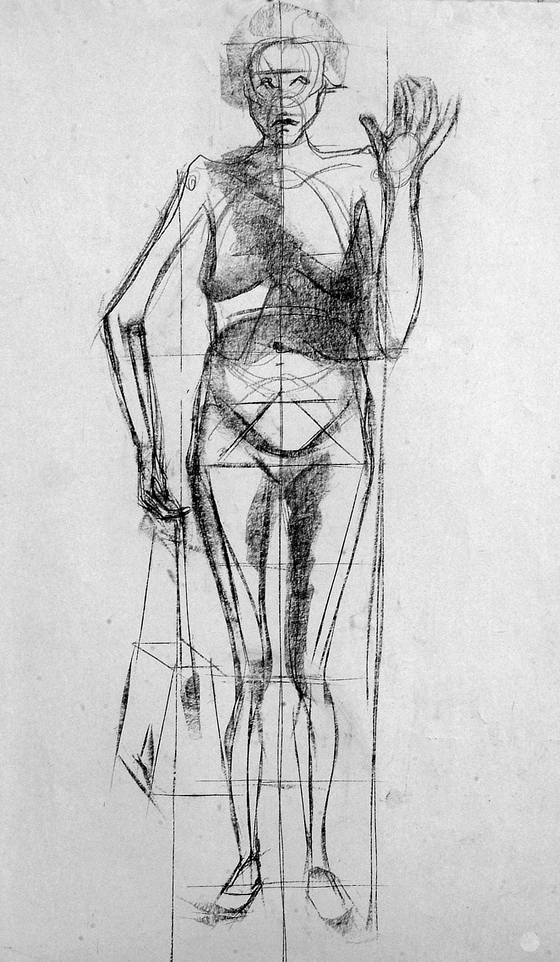 studio di un corpo