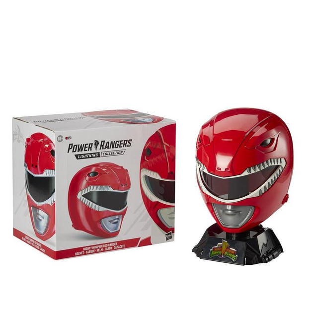 Lightning Collection Red Ranger Helmet
