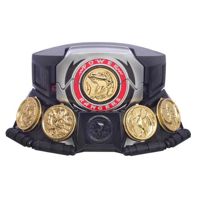Lightning Collection MMPR Power Morpher