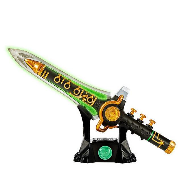 Lightning Collection Green Ranger Dagger