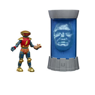 Lightning Collection Alpha and Zordon 2 Pack