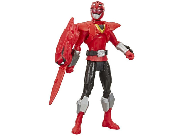 Battlizer Red Ranger