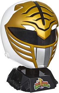Lightning Collection MMPR White Ranger Helmet