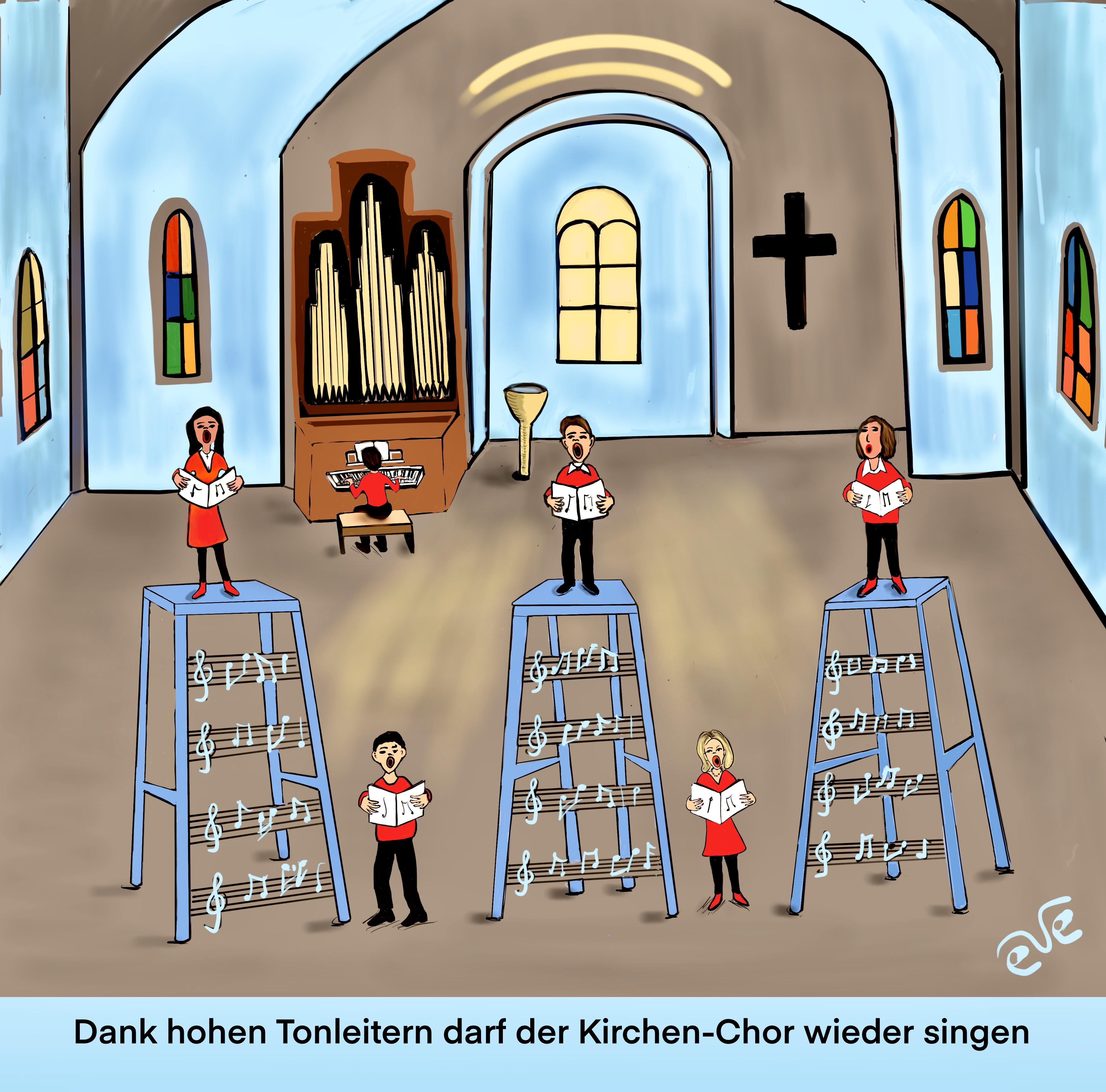 Kirchen-Chor