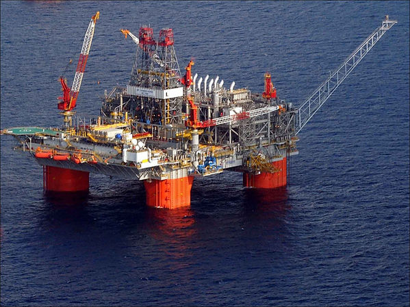 Oil Platform, Flowtech Engineering Pte Ltd
