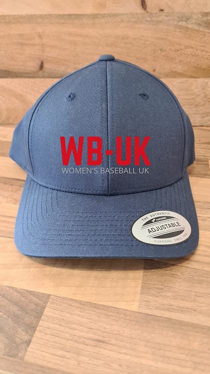 Women's Baseball UK Snapback Caps