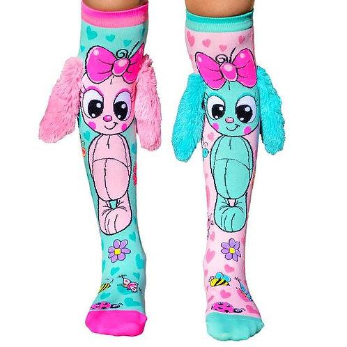 Toddler Bunny Socks