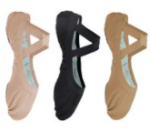 BLOCH Canvas Split Sole Ballet Shoes