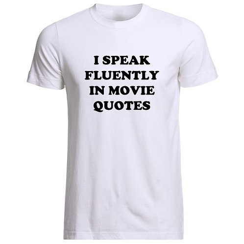 I Speak Fluently....