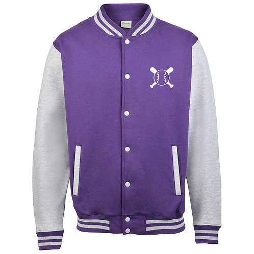 Ladies Baseball Jacket