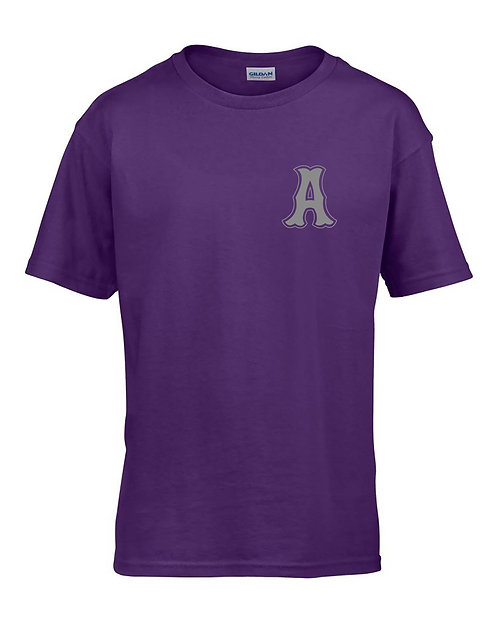 Ladies Oilers 'A' Cotton T-Shirt