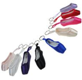 Pointe Shoe Keyring