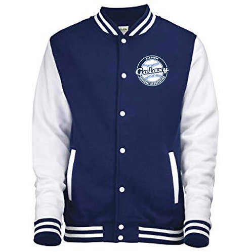 Mens Galaxy Baseball Jackets