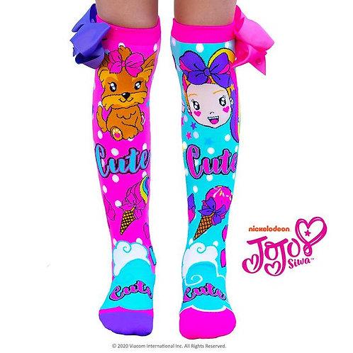 Toddler JoJo - BowBow Socks