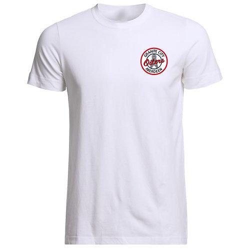 Mens Cotton T-Shirt - Various Colour