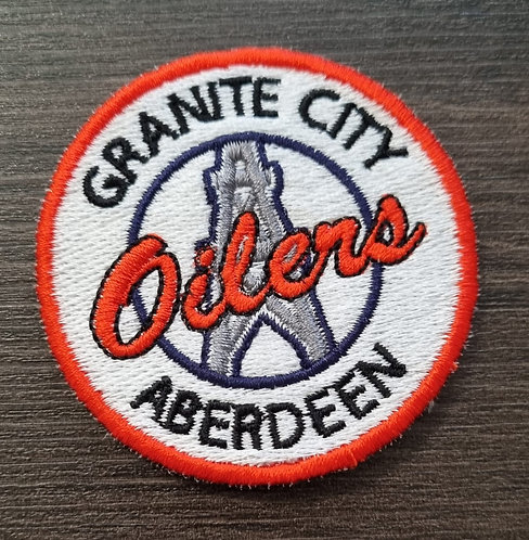 Oilers Patches