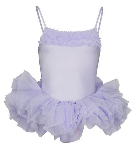 BLOCH Child Desdemona Frill Tutu Dress
