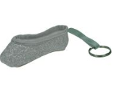 Glitter Pointe Shoe Keyring