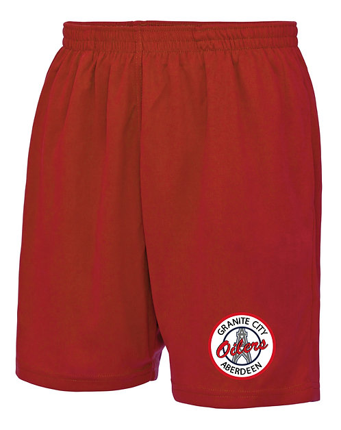 Mens Oiler Patch Shorts